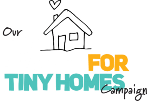 Big Hearts for Tiny Homes
